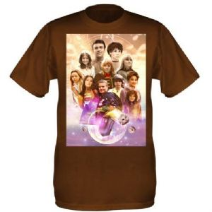 Brown Companions Montage T-Shirt